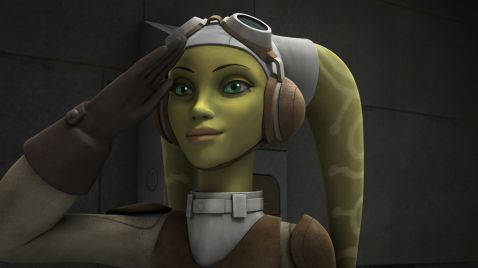 Star Wars Rebels auf Disney XD