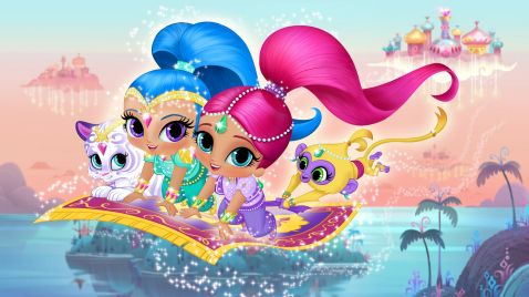 Shimmer und Shine - My Secret Genies