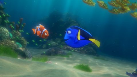 Findet Dorie | TV-Programm Disney Cinemagic