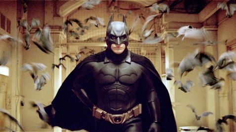 Batman Begins auf TNT Film