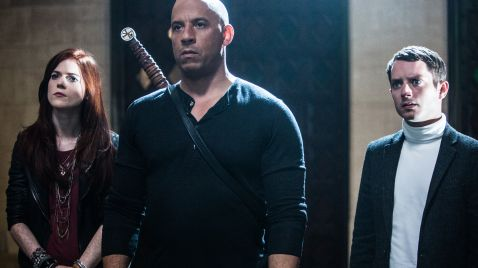 The Last Witch Hunter auf Universal TV