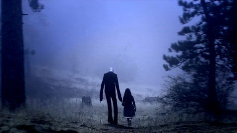 Beware the Slenderman