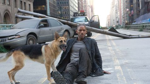 I am Legend auf TNT Film