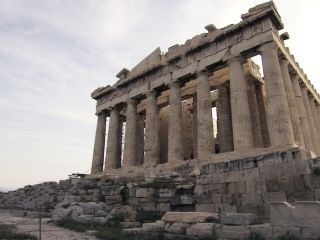Der Parthenon