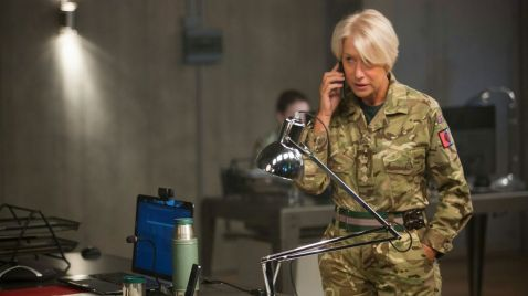 Eye in the Sky - Tod aus der Luft