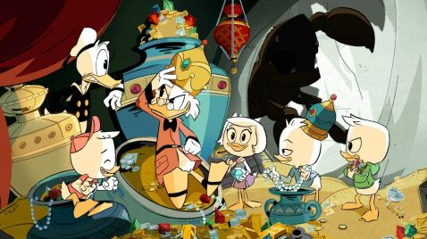 DuckTales auf Disney Channel