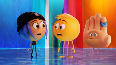 Emoji - Der Film auf Sky Cinema Family HD