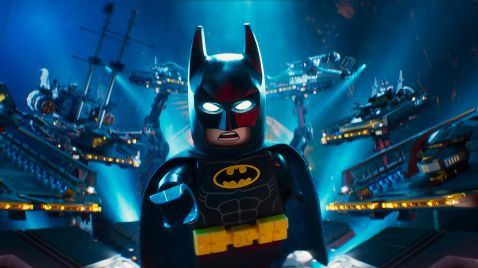 The Lego Batman Movie auf Sky Cinema
