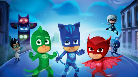 PJ Masks - Pyjamahelden