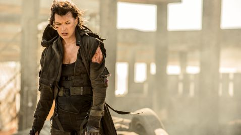 Resident Evil: The Final Chapter auf Sky Cinema Best Of