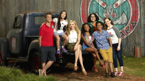Camp Kikiwaka auf Disney Channel