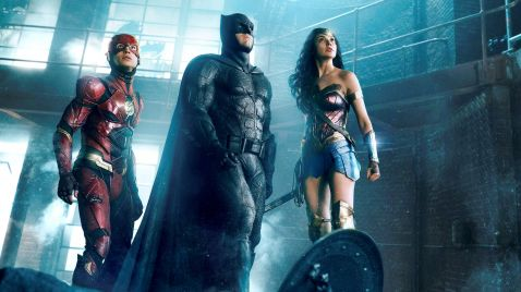 Justice League auf Sky Cinema Hits