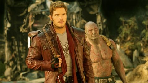 Guardians of the Galaxy Vol. 2 auf Sky Cinema Hits