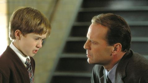 The Sixth Sense auf Sky Cinema Thriller HD