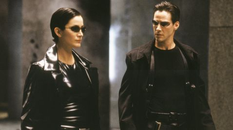 Matrix auf Sky Cinema Action