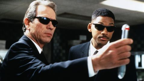 Men in Black auf Sky Cinema Comedy