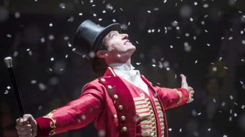 Greatest Showman auf Sky Cinema