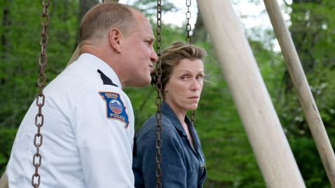Three Billboards Outside Ebbing, Missouri auf Sky Cinema