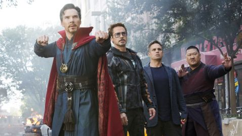 Avengers: Infinity War auf Sky Cinema Action