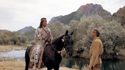Winnetou II auf Sky Cinema Classics