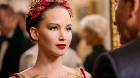 Red Sparrow auf Sky Cinema