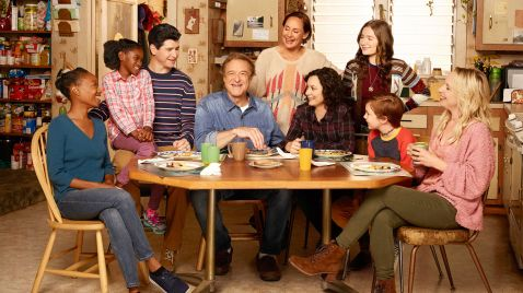 The Conners auf Disney Channel