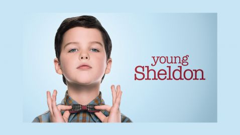 Young Sheldon auf 3plus