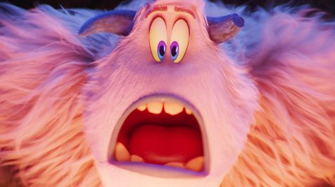 Smallfoot auf Sky Cinema