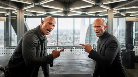 Fast & Furious: Hobbs & Shaw auf Sky Cinema Best Of