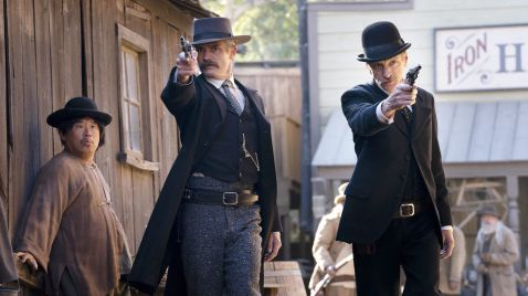 Deadwood - Der Film auf Sky Cinema