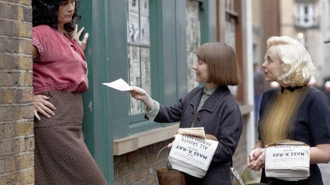 Call the Midwife - Ruf des Lebens auf Sony Channel