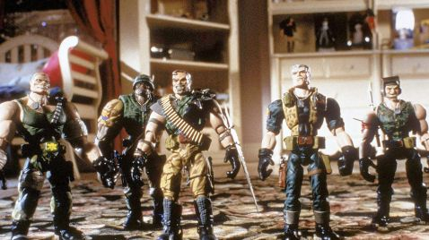 Small Soldiers | TV-Programm Syfy HD