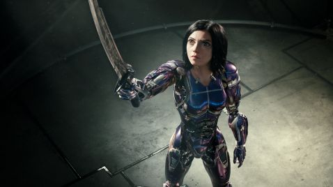 Alita: Battle Angel auf Sky Cinema Best Of