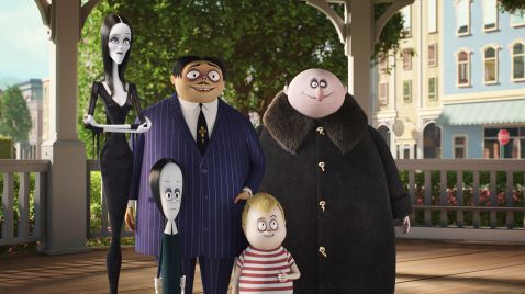 Die Addams Family auf Sky Cinema Family