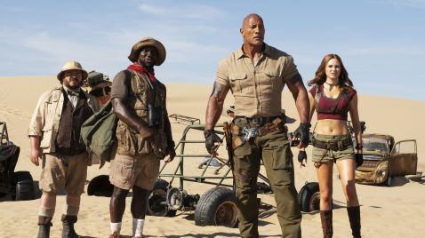 Jumanji: The Next Level auf Sky Cinema Family