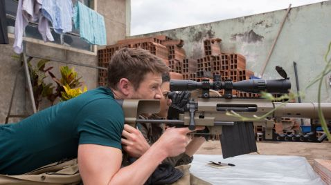 Sniper: Homeland Security auf Sky Cinema Action