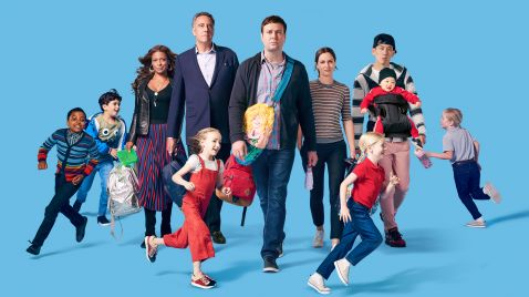 Single Parents auf Sky One